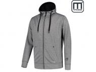 Macseis-MS1101-Creator-Powerdry-Hooded-Sweat-Men-Black_Melange-Front