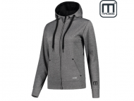 Macseis-MS1102-Creator-Powerdry-Hooded-Sweat-Woman-Black_Melange-Front