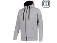 Macseis-MS1103-Creator-Powerdry-Hooded-Sweat-Men-Grey_Melange-Front