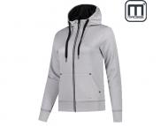 Macseis-MS1104-Creator-Powerdry-Hooded-Sweat-Woman-Grey_Melange-Front